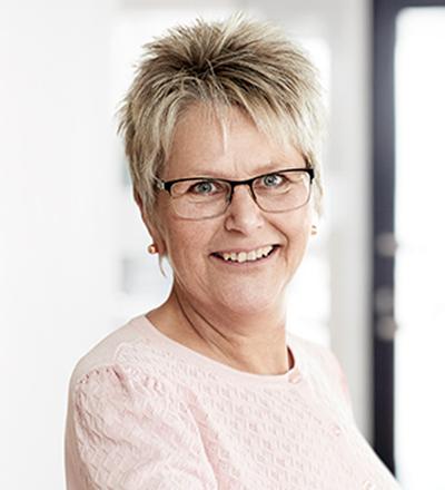 Medarbejder - Gitte Møller Pedersen